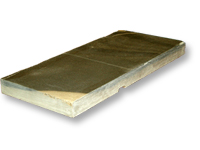 "Small photo of Lompoc 12"" Wall Cap Thermal 2 Sides"